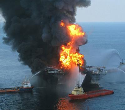 Ölkatastrophe: Deepwater Horizon