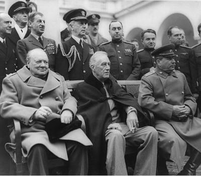 Auftakt: Konferenz von Jalta
