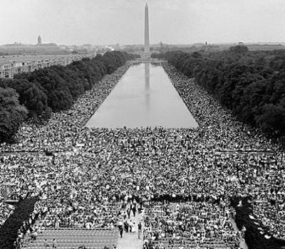Auftakt: Marsch auf Washington