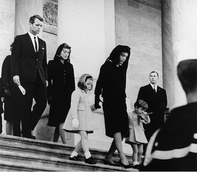 Beisetzung: John F. Kennedy