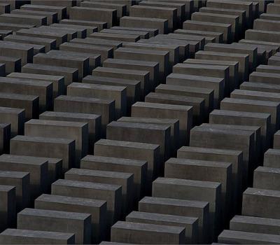 Einweihung: Holocaust-Mahnmal