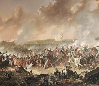 Entscheidung: Schlacht bei Waterloo