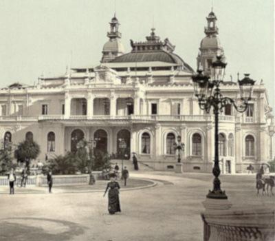 Eröffnung: Casino de Monte-Carlo