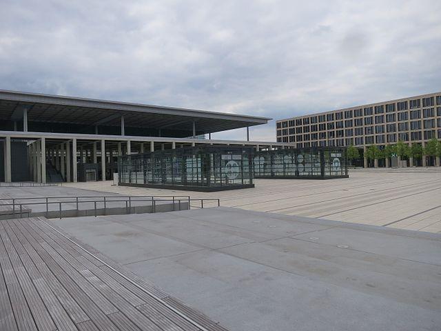 Eröffnung: Flughafen Berlin Brandenburg