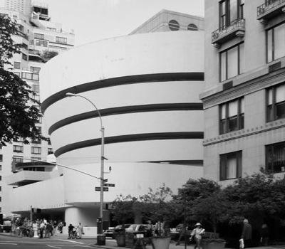 Eröffnung: Guggenheim-Museum New York
