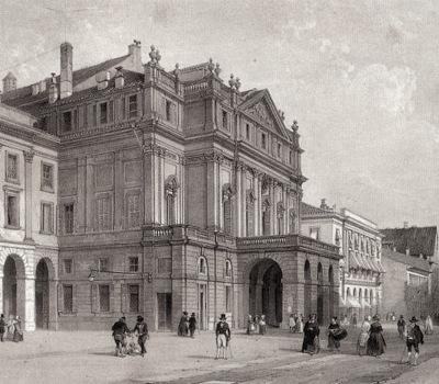 Eröffnung: Teatro alla Scala