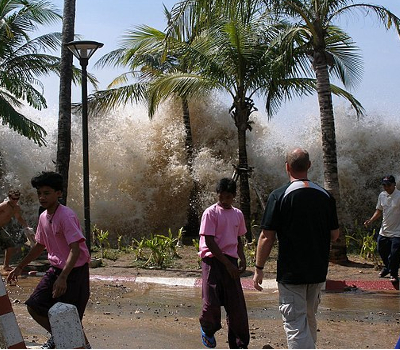 Erdbeben: Indischer Ozean (Tsunami)