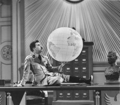 Filmpremiere: Der große Diktator
