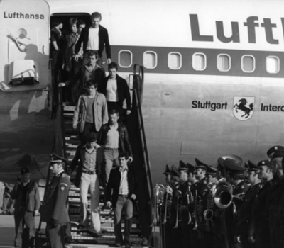 Geiselbefreiung: Lufthansa Landshut