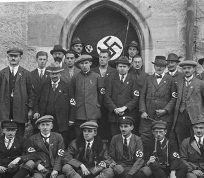 Gründung: NSDAP