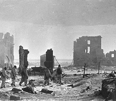Kapitulation: 6. Armee (Wehrmacht)