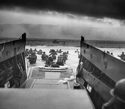 Beginn: Operation Neptune (D-Day)