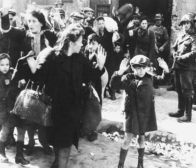 Niederschlagung: Aufstand Warschauer Ghetto