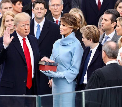 Präsident: Donald Trump