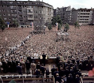 Rede: John F. Kennedy (Ich bin ein Berliner)