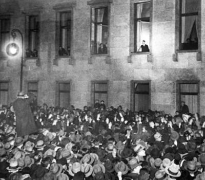 Reichskanzler: Adolf Hitler