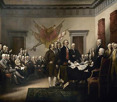 Unabhängigkeit: Vereinigte Staaten von Amerika