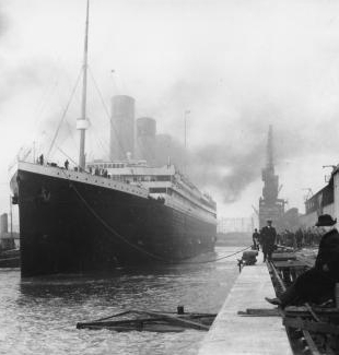 Untergang: Titanic