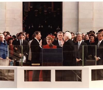 US-Präsident: Ronald Reagan