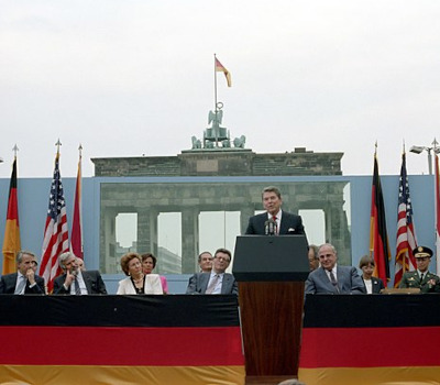 Westberlin-Rede: Ronald Reagan (Tear down this wall)